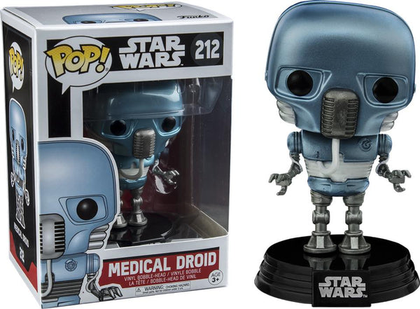 Funko POP! Star Wars: Medical Droid Walgreens Exclusive