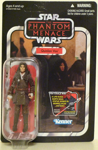 Star Wars Vintage Collection Quinlan Vos Action Figure VC85