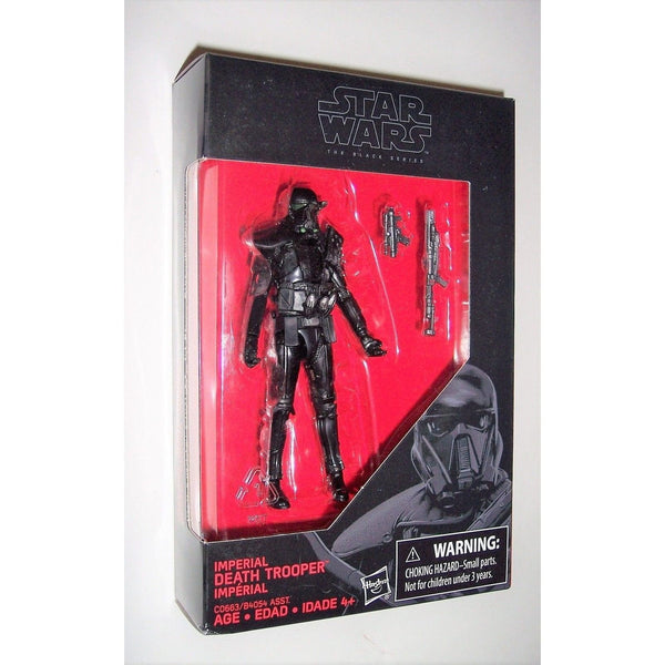 TV, Movie & Video Games - Star Wars 3.75 Black Series IMPERIAL DEATH TROOPER Walmart Exclusive Rogue One
