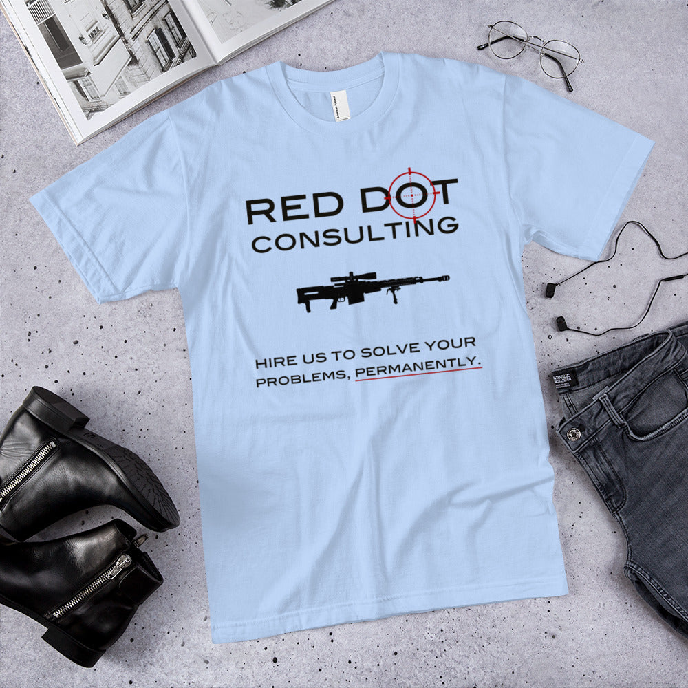 Red Dot Consulting Premium Jersey T-Shirt