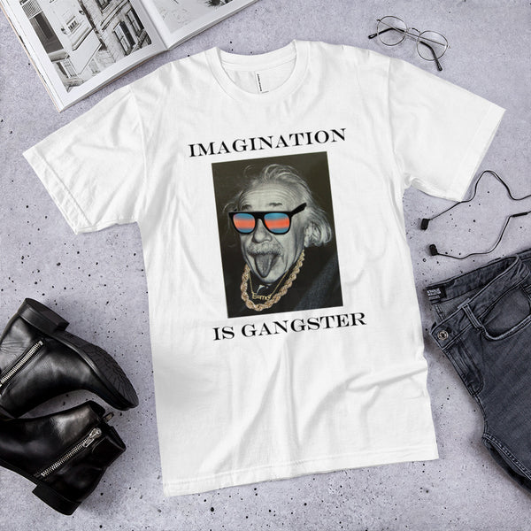 Imagination Gangster Premium Jersey T-Shirt