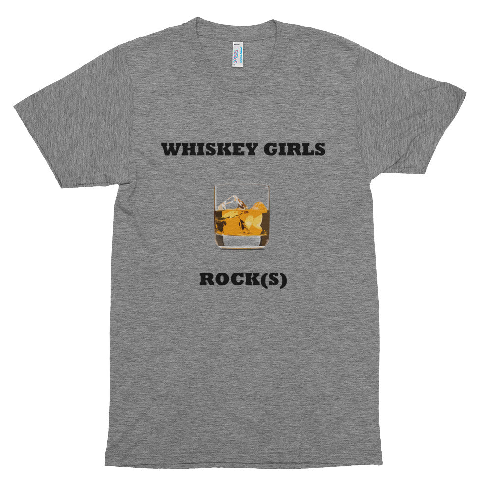 Whiskey Girls Rock Premium soft t-shirt