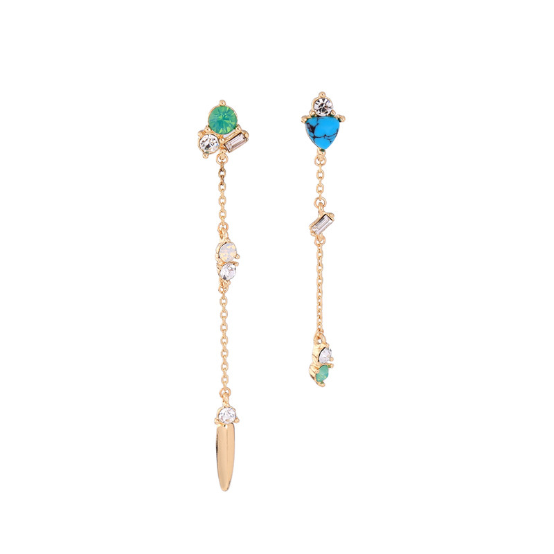 Oceana Earrings - Gold