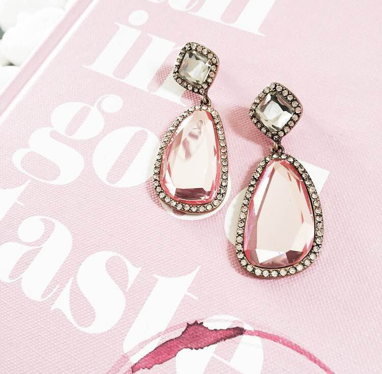 Laters Baby Earrings - Pink