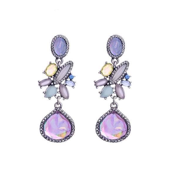 Euphoric Earrings - Lilac