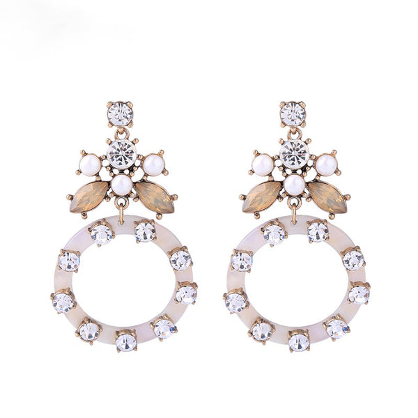 Lucid Earrings - Nude