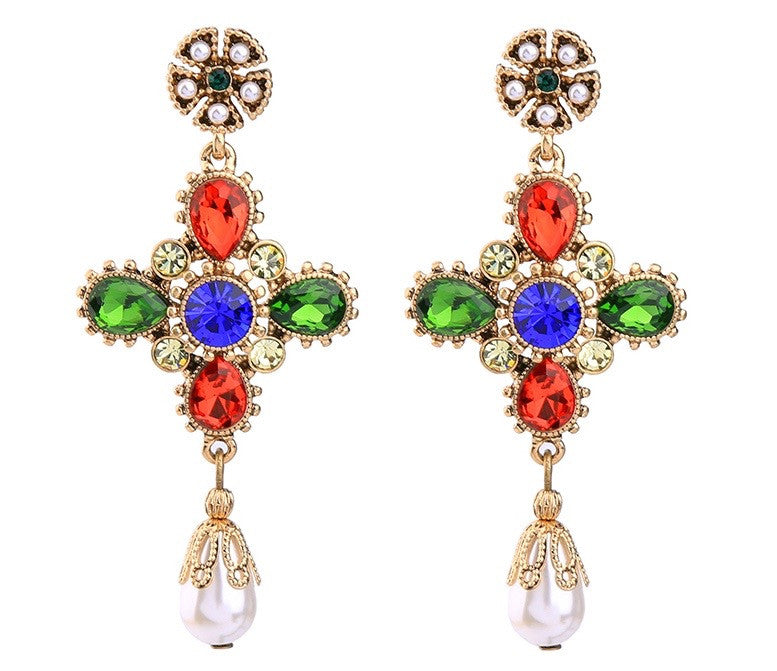 Saint Earrings - Multi