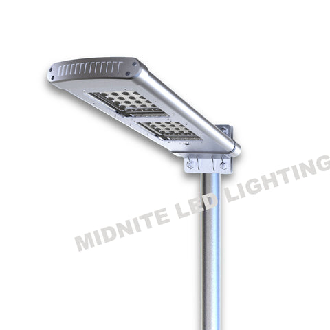 LED SOLAR STREET LIGHT FIXTURE Series C 6000K 10W,20W,30W,50W,80W