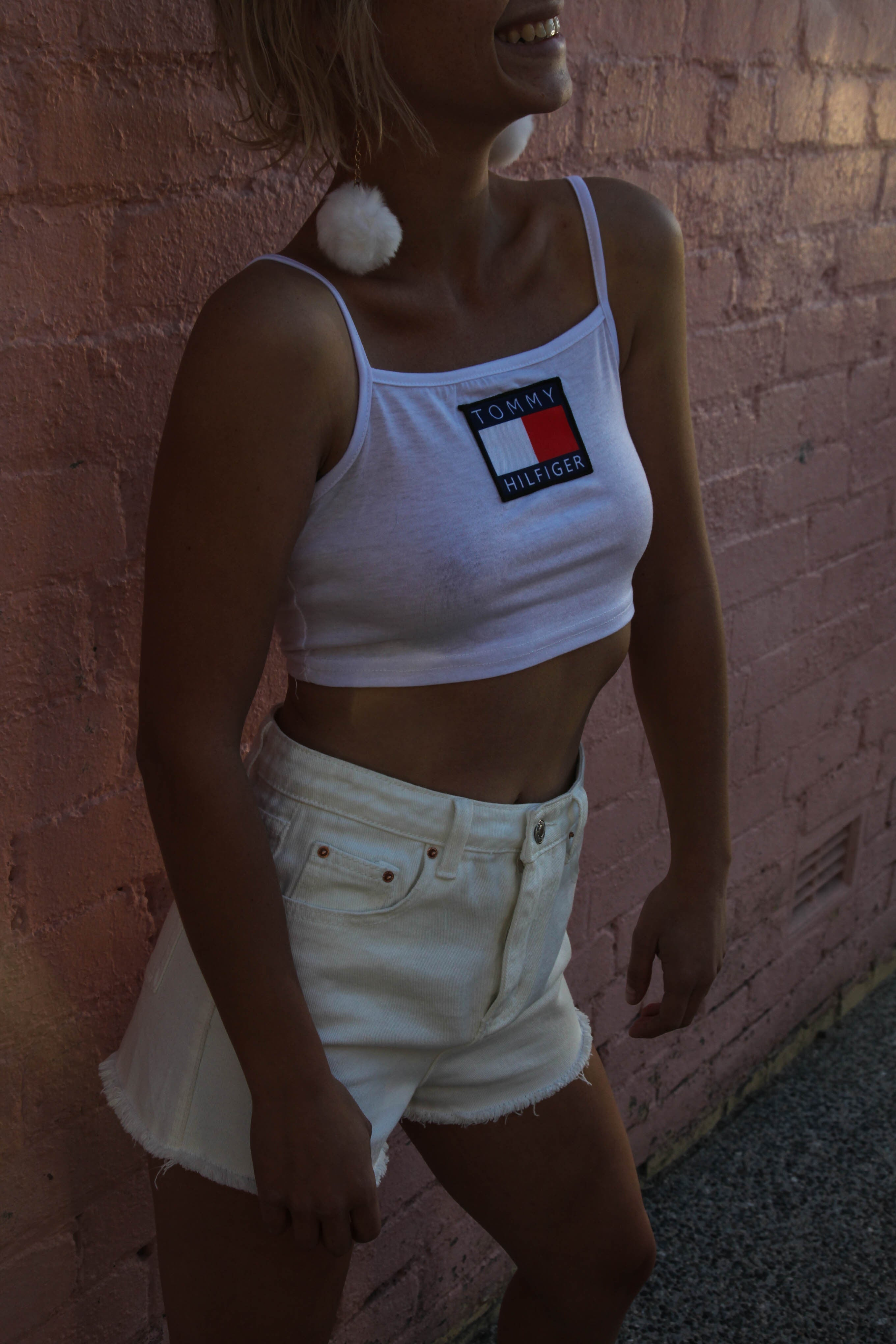 RE - WORKED VINTAGE TOMMY TANK