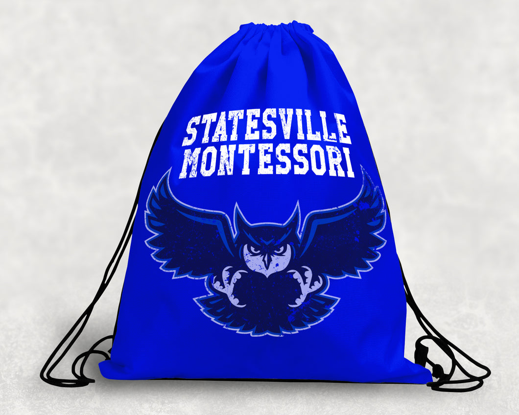 SMS - Drawstring Backpack