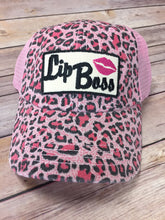 Custom Lip Boss Trucker Hat
