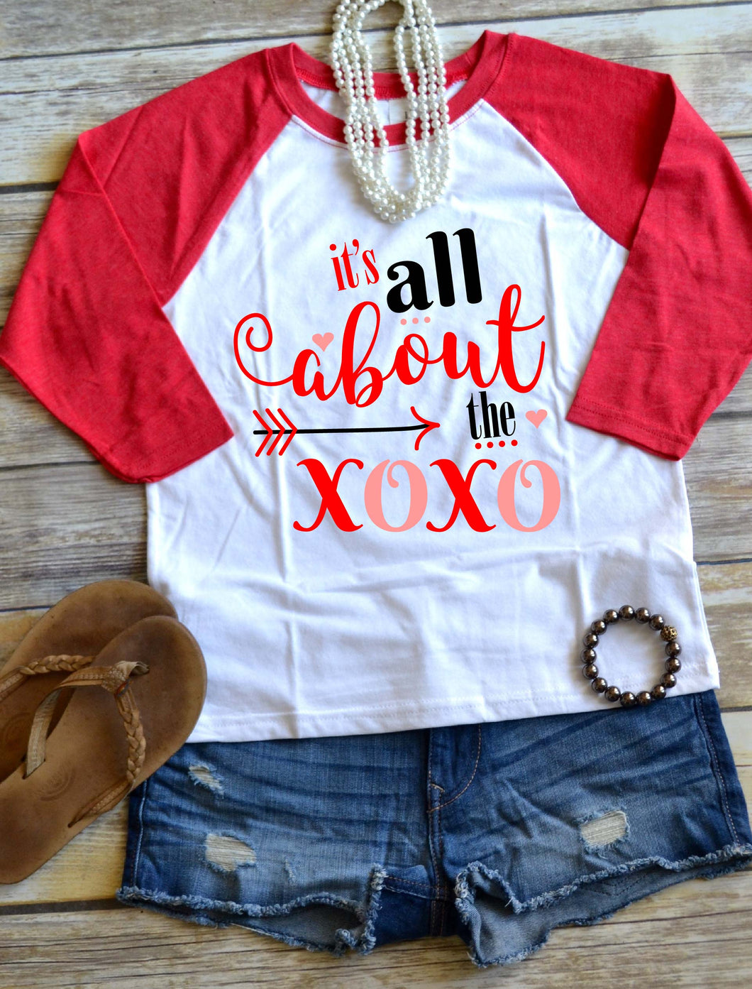 Valentine's Day Shirt: It's All About the XOXO