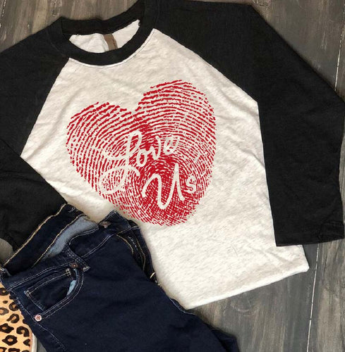 Valentine's Day Shirt: LOVE US
