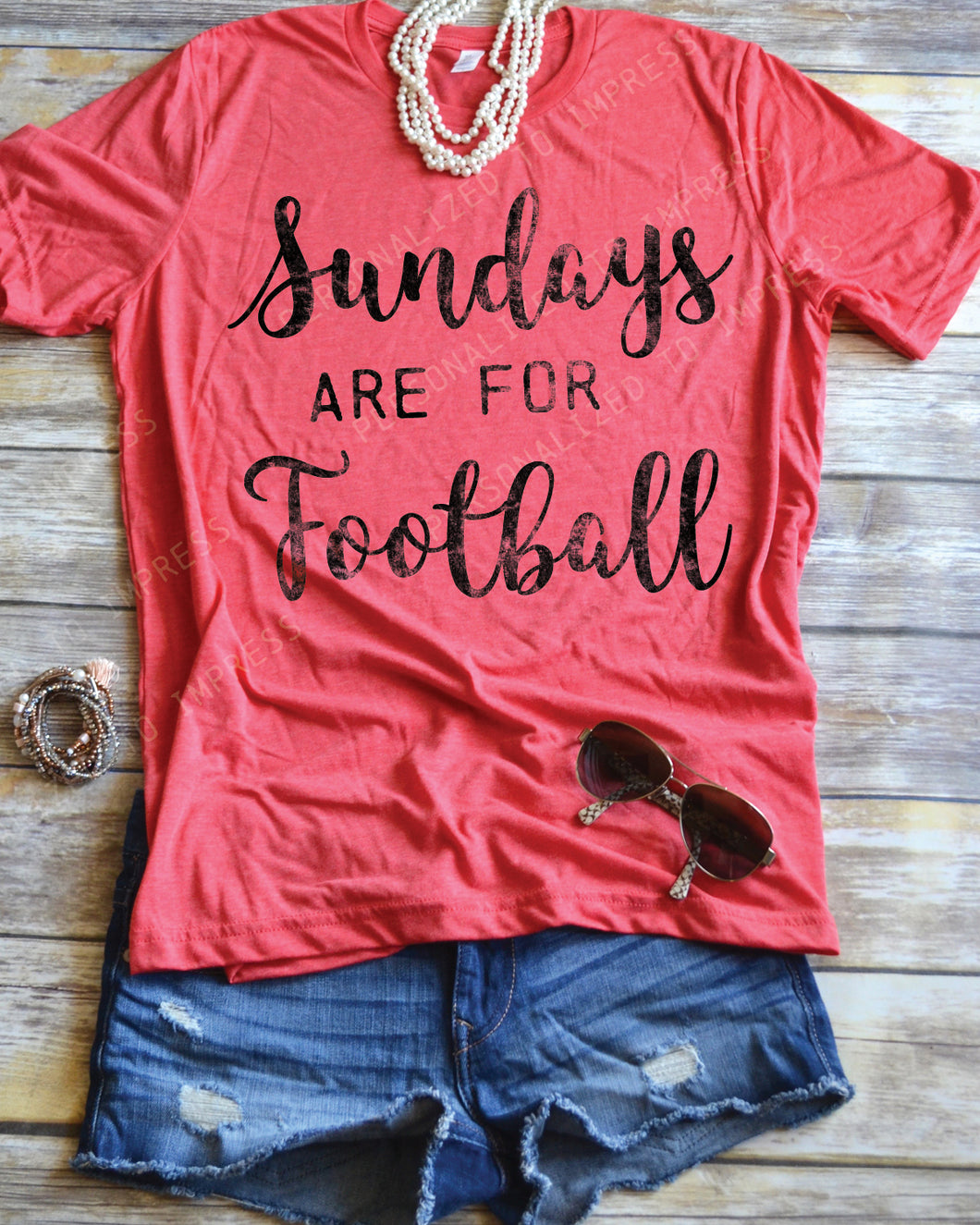 Sundays are for Football - Fall Shirt