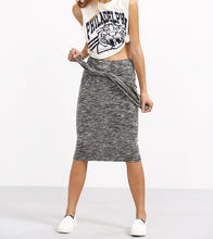 Andy Tie Front Skirt