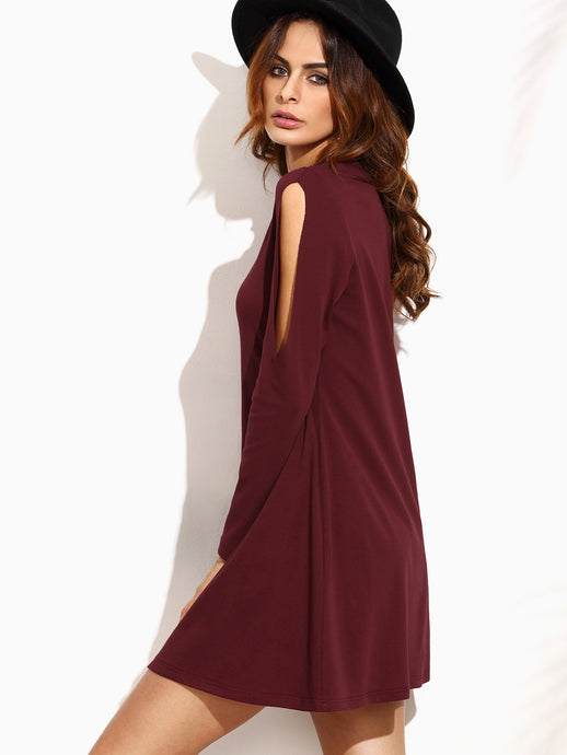 Beth Cold Shoulder Dress