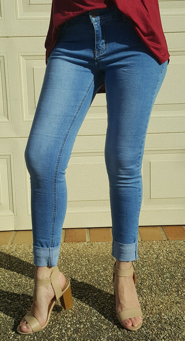 Juno Skinny Jeans | Refuge Denim