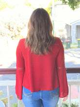 Poppy Boho Blouse