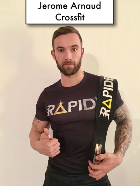 Nouvel Athlete Sponsorisé: Jerome Arnaud (CrossFit)