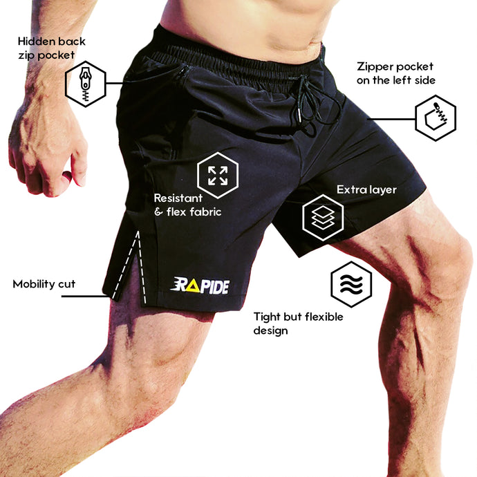weightlifting shorts
