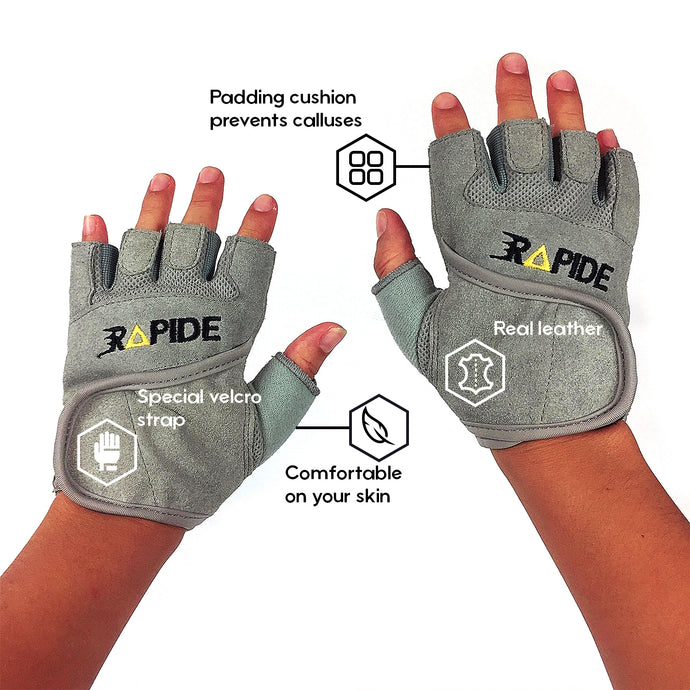 Women's Weightlifting Gloves