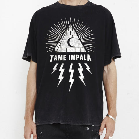Pyramid T-Shirt (White)