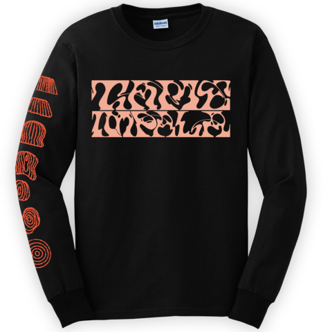 Evolution / Black Longsleeve T-shirt