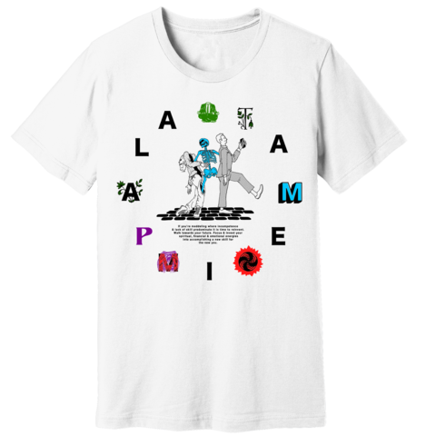 Clockwork / White T-shirt