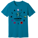 Clockwork / Blue T-shirt
