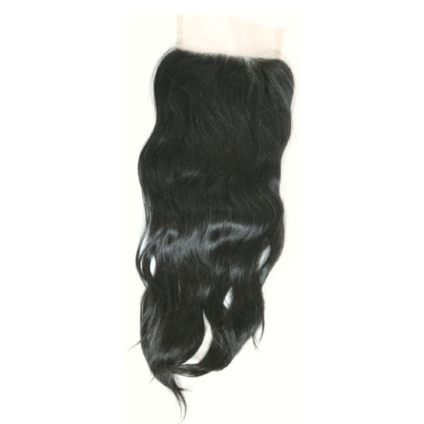 Azure Natural Wave Lace Closure