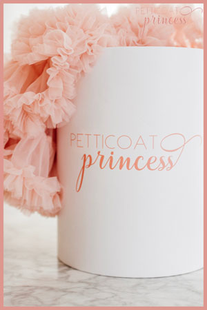 petticoat princess signature keepsake gift box