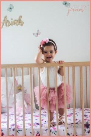 Dusty Pink Tutu Bloomers