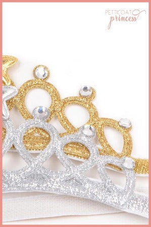 Small Princess Crown Headband