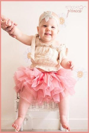 Rose Tutu Bloomers