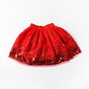 PRE-ORDER-  Limited Edition Red Sequin Tutu