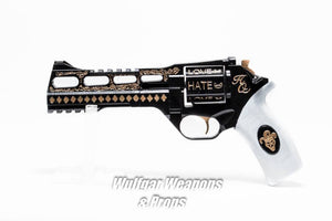 Harley Quinn Revolver Prop (Suicide Squad) - Wulfgar Weapons & Props