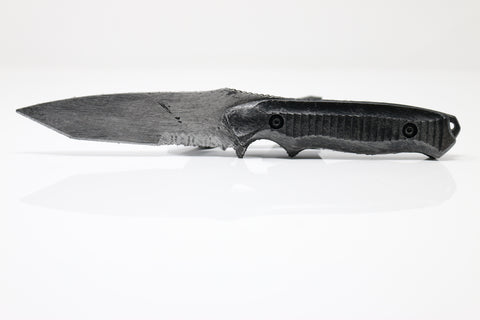 Tactical Knife With Sheath - Wulfgar Weapons & Props