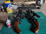 Primordial Blaster Prop - Wulfgar Weapons & Props