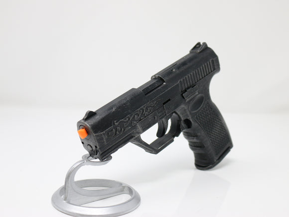 Fiery Toy Pistol Gun Cosplay Prop