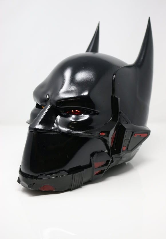Batman Beyond Helmet - Wulfgar Weapons & Props