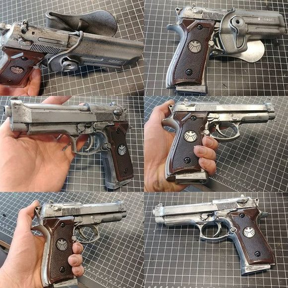 Shield 9mm Pistol - Wulfgar Weapons & Props