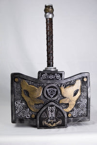 Mjolnir (Original) - Wulfgar Weapons & Props
