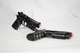 9mm Laser Sight Pistol Prop - Wulfgar Weapons & Props