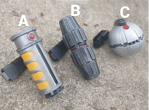 Star Wars Grenade Props - Wulfgar Weapons & Props