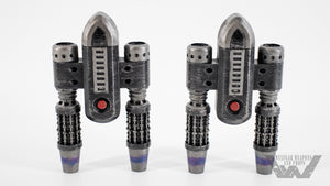 Star-Lord Boot Rocket Boosters (Set of 2)
