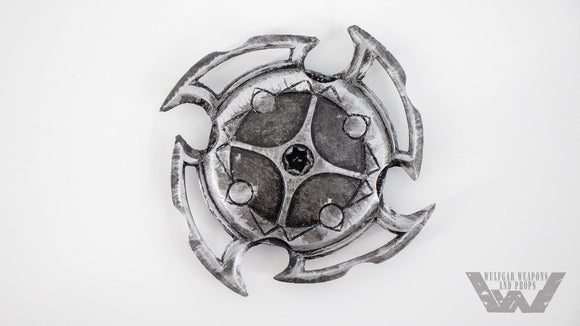 Lycan Hunter Death Disk - Wulfgar Weapons & Props