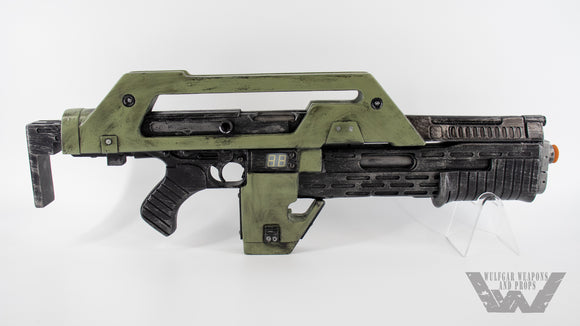 Aliens Pulse Rifle Prop