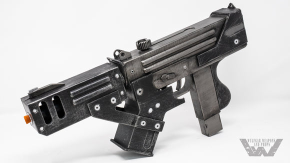 Vampire Hunter Long MAC-10