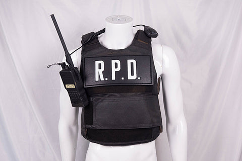 RPD City Police Tactical Vest Prop - Wulfgar Weapons & Props