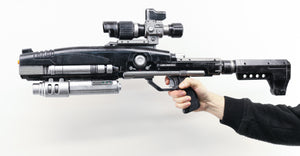Enforcer Wolverine Blaster Rifle Prop